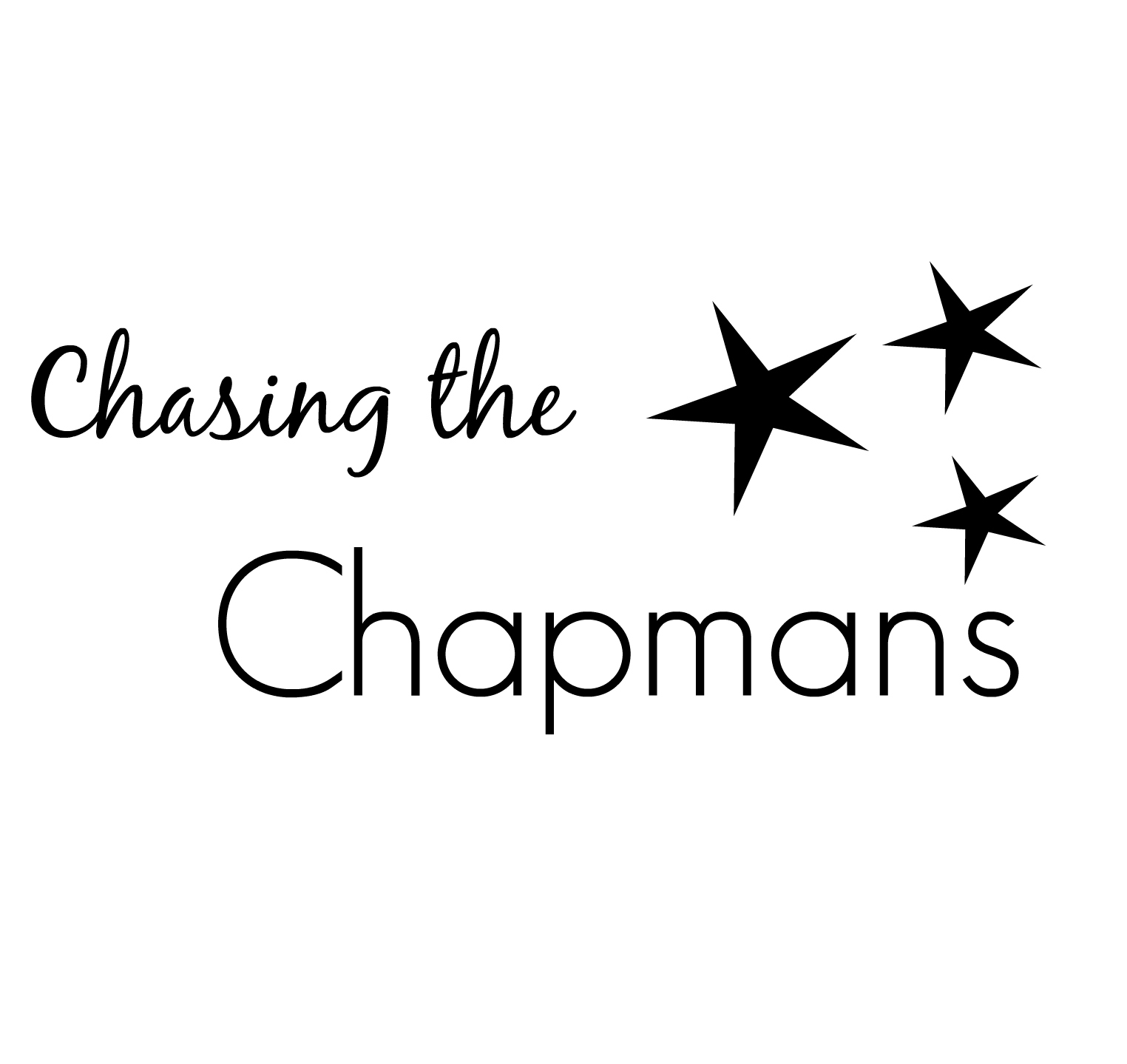 Chasing the Chapmans